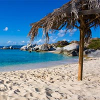 how to call bvi from us
